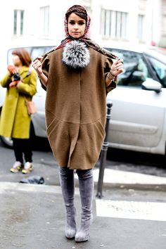 Fashion Week Street Style: Winter Dressing Ideas