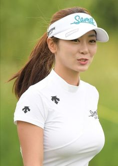 Muscle Fitness, Fitness Women, Sexy Golf, Golf Player, Female Poses, Beautiful Asian Women, Ladies Golf, Sport Girl, Asian Woman