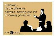 Grammar via www.ngsm.se