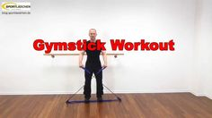 Complete Gymstick Workout. Functional and powerful