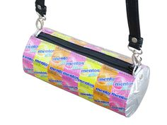 Mentos wrapper crossbody FREE SHIPPING candy wrappers bag