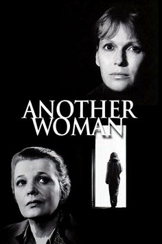 Estados Unidos Another Woman (Woody Allen, 1988) - Patio de Butacas