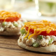 Great for a quick lunch or satisfying snack, these sandwich melts will appear frequently on your family menu.