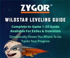 Wildstar Leveling Now Easy Mode With Zygor Guides