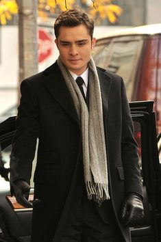 Ed Westwick - Leighton Meester and Ed Westwick Film Scenes
