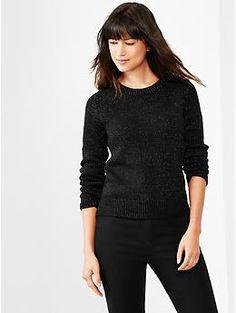 Shimmer sweater | Gap