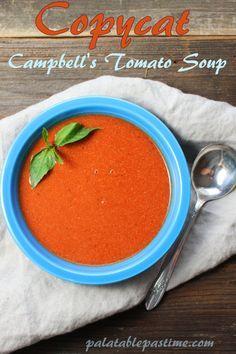 dieta zuppa di pomodoro campbell