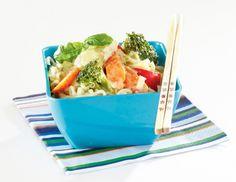 Vihreä kasviscurry | K-Ruoka #aasia #kasvisruoka
