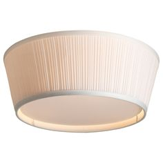 Arstid ceiling light from Ikea - for nursery to match the floor lamp...bought it today! $40