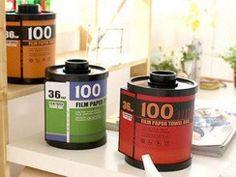 100 Film WC Rolhouder
