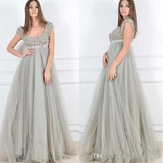 Prepare the discounted prom dresses for the upcoming prom? Then you need to see 2015 new elie saab long prom dresses a-line scoop short sleeve evening gowns beaded crystal pregnant women puffy tulle celebrity dress in lovewedding888 and other exotic prom dresses and flirt prom dresses on DHgate.com.