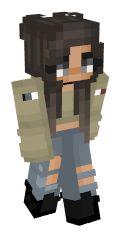Minecraft Skins Female, Minecraft Skins Aesthetic, Minecraft Girl Skins, Minecraft Stuff, Mc Skins, Minecraft Decorations, Nice Handwriting, Pocket Edition, Topaz