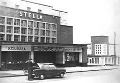 The Stella Cinema, Deerpark Road, Mount Merrion Dublin 1970