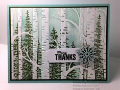 Pals Paper Crafting Card Ideas Another Thank You Mary Fish Stampin Pretty StampinUp