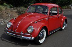 1965 Volkswagen Beetle Deluxe
