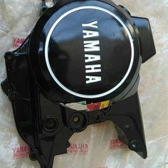 Jual beli Cover Crankcase Kiri  Yamaha Alfa  di Lapak Aryo Bjards - bjard. Menjual Block Mesin - Cover Crankcase Yamaha Alfa Baru