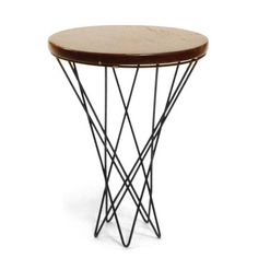 Cyclone Side Table now featured on Fab.