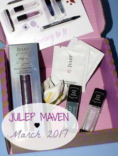 Julep Maven March 20
