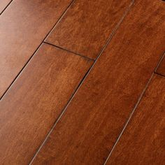 Natural Floors by USFloors Avalon Maple Locking Strip and Plank  Item #: 1229 |  Model #: 355412