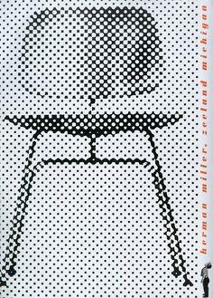 Herman Miller poster