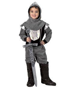 Boys Deluxe Metal Mesh Junior Knight Costume  #halloween #costume
