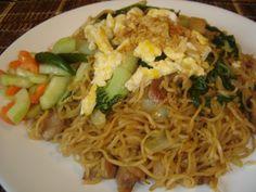 Tasty Indonesian Food - Mie Goreng Jawa