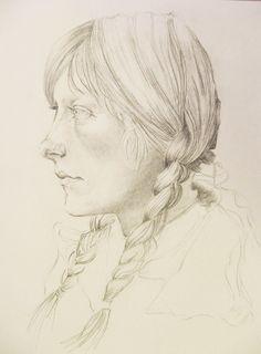 master study,  Andrew Wyeth