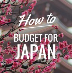 Budgeting the always hard. Especially for a place like #Japan. Trust me. I've…