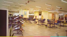 Biblioteca da UFSC - Uma seleção de lugares bacanas para trabalhar remotamente em Floripa.