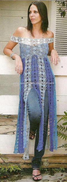 Usei este modelo para fazer um vestido