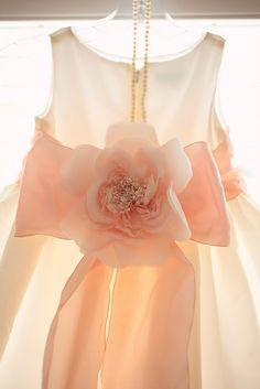 Flower Girl Dress.......