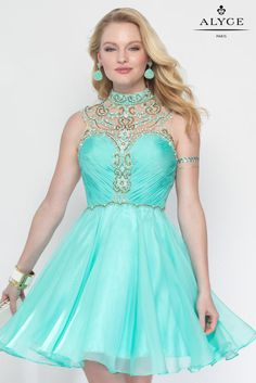 Sexy Designer Party Dresses for Sale in Fall River | Party Dress Express Claudine for Alyce Paris 2324 Claudine for Alyce Paris Plus Size, Homecoming & Prom Dresses for Sale in Fall River MA | Party Dress Express