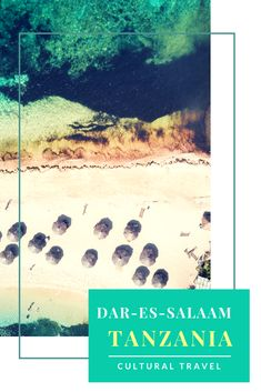 Dar es Salaam: Karibu to a vibrant Tanzanian city - Sustainable travel Dar Es Salaam, Cultural Experience, African Countries, Travel Memories, East Africa, Culture Travel, City Life, Tanzania, Beautiful Landscapes