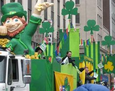 Montreal St. Patrick's Day Parade