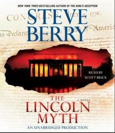 The Lincoln Myth by Steve Berry refers to Lincoln and his interactions with the Mormons who were being hounded from state to state at the time. The issue was secession. The troubles on both side almost unimaginable. The contemporary story takes a little getting used to as it jumps from one continent to another and from spies  (not C.I.A.) to Mormons to the President.  It's a wild ride figuring out how, or if, it's all going to come out right.