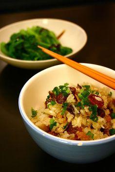 Gluttonous Glutinous Rice
