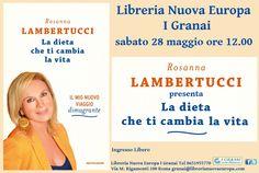 Appuntamenti in libreria - Libreria Nuova Europa