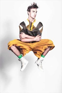 The Studio Laend Phuengkit Spring/Summer 2013 Lookbook is Eclectic #sports #style