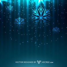 Christmas Celebration Background Free Vector by vecree