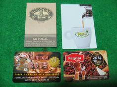 Sonho Antigo: Calendários de marcas de Cafés 2014