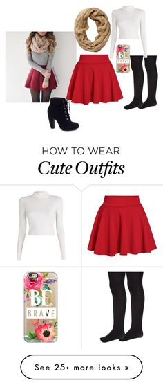 """""""Do It Yourself: Fall Outfit #1"""" by taishacasimir on Polyvore featuring Casetify, A.L.C., Subtle Luxury and Pierre Mantoux"""