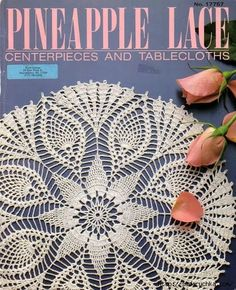 """""""Pineapple Lace"""" .Zhurnal of crochet .. Discussion on LiveInternet - Russian Service Online Diaries"""