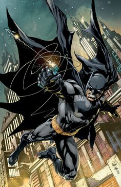 Batman Gotham City´s hero