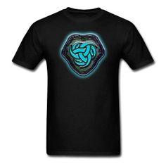 Runestone of Blue Energy - Men's T-Shirt