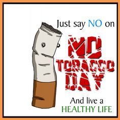 Say no on No Tobacco Day with this funny ecard. Free online No On No Tobacco Day ecards on No Tobacco Day Quit Tobacco, World No Tobacco Day, Just Say No, What Happened To You, Funny Cards, Name Cards, Card Sizes, Live Life, Postcards