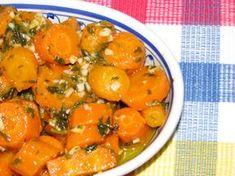 Receitas práticas de culinária: Cenouras algarvias