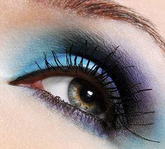 Blue Scheme Eyeshadow