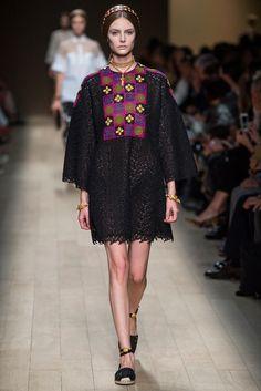 Valentino Spring 2014 Ready-to-Wear Fashion Show - Auguste Abeliunaite (Women)
