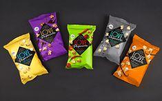 Love Popcorn on Packaging Design Served