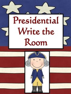 This is a write the room activity with a presidential theme.  Your students will be searching for pictures with r-blends and l-blends and then writ...